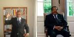 Le responsable du RDMC était face à la presse hier 27 janvier 2021