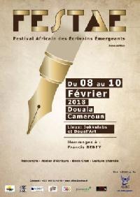 Du 8 au 10 février 2018, les écrivains africains font leur come back à l'occasion du FESTAE éd