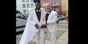 Le nouveau homosexuel qui s'est marié