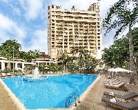 Le Hilton hôtel de Yaoundé est un hôtel 5 étoiles