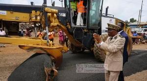 Le gouvernement a sectionné en quatre les 52 km de la route Babadjou-Bamenda