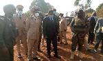 Une visite du ministre Atanga Nji au NOSO