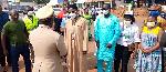 Le leader du MRC et son vice président sont en déplacement vers l'extrême-nord du Cameroun