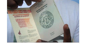 Passeport Camerounais