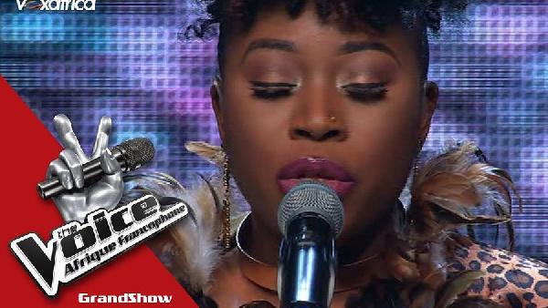 La camerounaise Verushka, candidate à The Voice France 2020