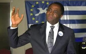 Sisiku Ayuk Tabe est le chef des sécessionnistes