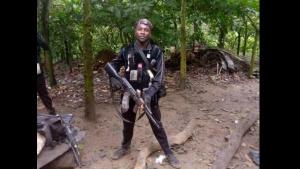 Le général Rambo de l'ambazonie
