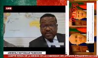 Le député français Rodrigue  Kokouendo
