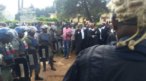 Grève Des Avocats Anglophones à Bamenda