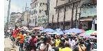 Panique et courses poursuites au marché chinois à Akwa  : ce qui s'est réellement passé
