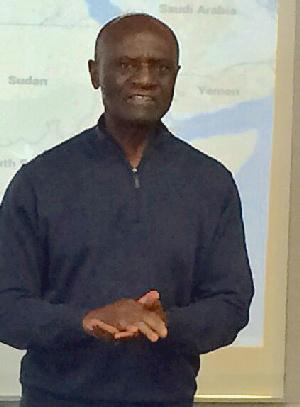 Samuel Nana Sinkam