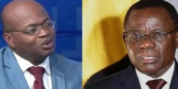 Owona Nguini et Maurice Kamto