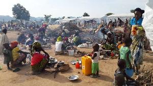Refugies Camerounais Au Nigeria Image 1