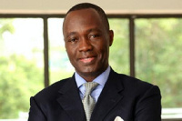 Alain Nkontchou nouveau PCA du Groupe Ecobank