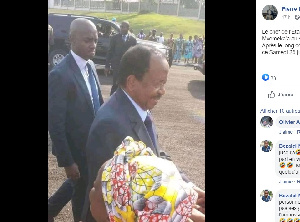 Les activistes du RDPC ont vu Paul Biya à  Mvomeka'a