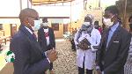 Malachie Maouda, le ministre de la Santé Camerounais