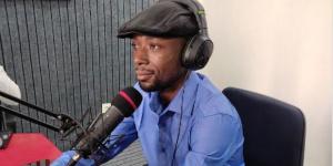 Dr Patrick Rifoé, communicant du RDPC