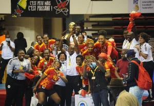 L'Angola a remporté la CAN Handball dames