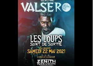 Le concert de Valsero aura lieu le 22 mai à Paris
