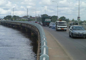 Wouri Bridge