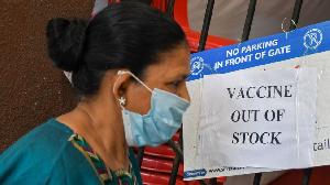 La campagne de vaccination a donc commencé à prendre du retard
