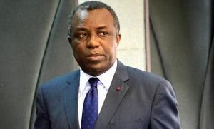 Le ministre  Laurent Serge Etoundi Ngoa,