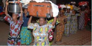 La scène se s'est produite dans la province du Haut-Ogooué au Gabon