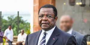 Edgard Alain Mebe Ngo'o, ancien ministre de la Défense