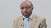 Martial Owona, journaliste à Vision 4