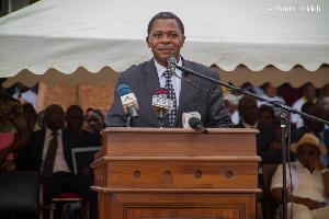 Paul Atanga Nji ministre de l'admnistration territoriale