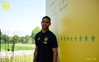 Jean-Charles Castelletto signe au FC Nantes