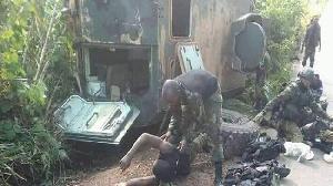 Des soldats victimes d'attaque terroriste