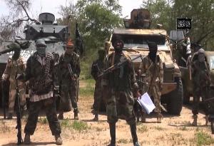 Les terroristes de Boko Haram