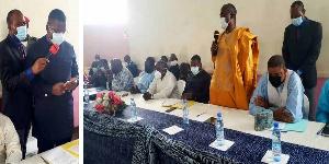 Le ministre Njoya Zakariaou mobilise le Noun