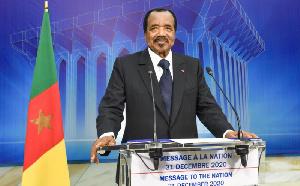 C'est donc Paul Biya le problème