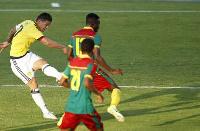 Le Cameroun a perdu 0-4