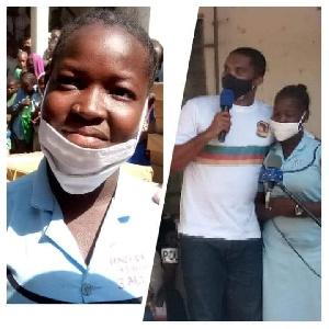 Habiba, la fille que va financer Samuel Eto'o