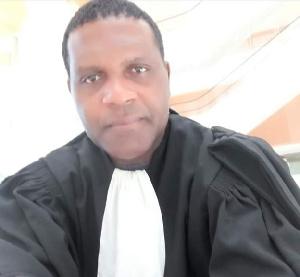 Christian Bomo, parrain de Survival Cameroon de Kamto