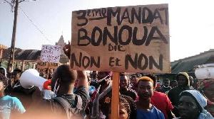Les manifestants de Benoua dans la rue contre le président Ouattara