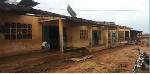 Ngamti : l'école publique en ruine