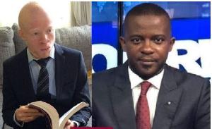 Wilfried Ekanga et Ernest Obama