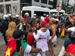 Une réorganisation qui coïncide avec l'appel à manifestation au Cameroun