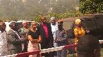 Patricia Ndam Njoya, maire de la ville de Foumban