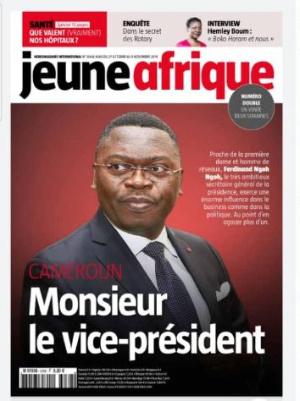 Ferdinand Ngoh Ngoh, le bras droit de Chantal Biya à Etoudi