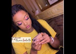 Brenda Biya, la fille du président