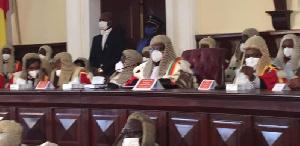 Les membres de la cour suprême camerounaise