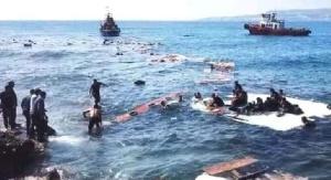 Le drame s'est produit dans les eaux de la méditerranée en Tunisie