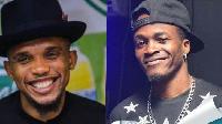 Samuel Eto'o et Debordo Leekunfa