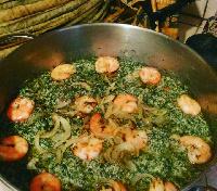 Un plat camerounais