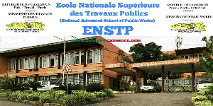L'Ecole nationale  des travaux publics de Yaoundé